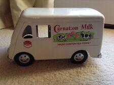 Vintage Tonka Metro Van Carnation Milk Truck Pressed Steel