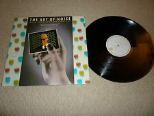 THE ART OF NOISE + MAX HEADROOM - PARANOIMIA 12 INCH SINGLE VINYL RECORD 45 NM