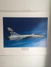 """Republic F-105 D Thunderchief Tactical Air Command USA Air Force 16x20"""" Print"""