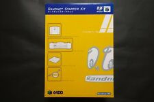 System Randnet Starter Kit DD64 BOXED for Nintendo 64 JAPAN Near MINT