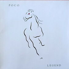 Poco Legend (Boomerang, Barbados, Heart Of The Night) 70`s Warner MCA 12""