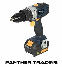 GMC 18V Brushless Combi Hammer Drill & Intelligent a 4Ah Li-ion battery - 964864