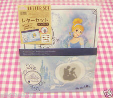 Disney Princess Cinderella Letter Set / Made in Japan DAISO Stationery