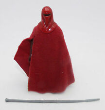 Star Wars Vintage Emperor's Royal Guard Action Figure 100% Complete Kenner 1983