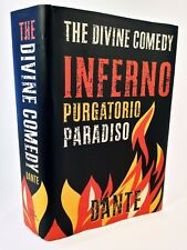 The Divine Comedy by Dante Alighieri Inferno Gustave Dore Illustrated Hardcover
