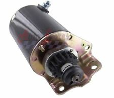New 12V Starter Motor Briggs & Stratton Toro 12-25HP Mower Tractor Gas Engine