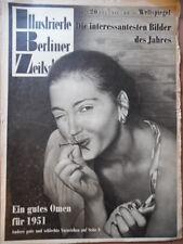 WELTSPIEGEL 53 - 1950 Bilder des Jahres New Orleans Berlin Mode + Radio-Programm