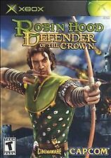 Robin Hood Defender of The Crown, (XBOX)