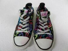 WOMENS CONVERSE ALL STAR OX STYLE TRAINERS EU 39 UK 6 MULTI GOOD/WORN SKU AC018