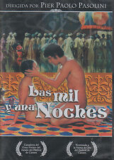 DVD - Las Mil Y Una Noches NEW Arabian Nights Pier Paolo Pasolini FAST SHIPPING!