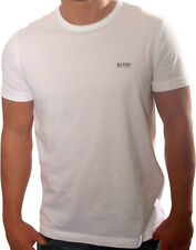 MEN`S ex-HUGO BOSS DESIGNER T-SHIRT SIZE XXXL 3XL WHITE CASUAL TOP BNWOT
