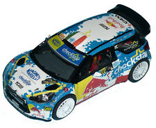 CITROEN DS 3 WRC CAIROLI  MONZA RALLY SHOW 2014 DECALS 1/43