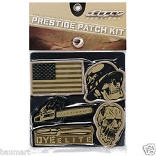 Dye Tactical Prestige Patch Kit EmblemePatch Airsoft Paintball PaintNoMore