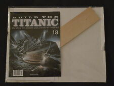 Hachette Build the Titanic Model Kit - 1:250th Scale -  ISSUE 18