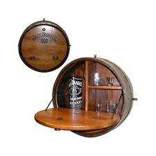 JACK DANIELS AUTHENTIC AGED WHISKEY BARREL WOOD WALL BAR LYNCHBURG TENNESSEE