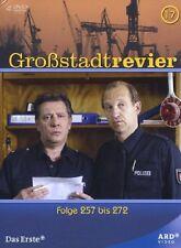 Großstadtrevier - Box 17, Folge 257 bis 272 * NEU OVP * 4 DVDs