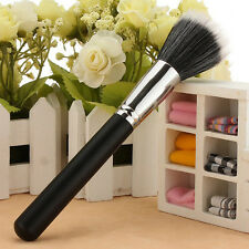 Pop Makeup Cosmetic Duo Fiber Stippler Blush Foundation Powder Brush 1pc
