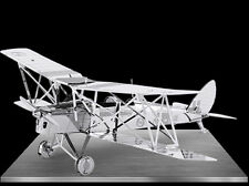 Fascinations Metal Earth 3D Laser Cut Model - De Havilland Tiger Moth
