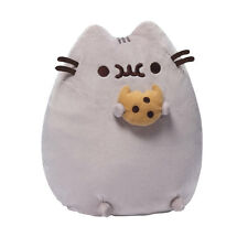 Pusheen The Cat - pusheen With Cookie Plush Soft Toy - BRAND NEW