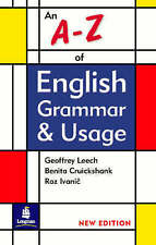 An A-Z of English Grammar & Usage (Grammar Reference)-ExLibrary