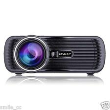 3000 lumens LED Projector 1080P Multimedia Portable HD Home Theater Projector