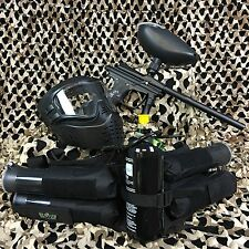 NEW Azodin Blitz Evo EPIC Paintball Marker Gun Package Kit - Black