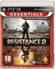 Jeu RESISTANCE 2 sur PS3 playstation 3 francais game spiel juego gioco NEUF new
