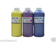 3 Pint refill Pigment Ink for Canon HP Lexmark Brother Printer C/M/Y