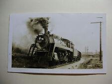 CAN145 - ALGOMA CENTRAL Railroad Railway ~ LOCOMOTIVE No102 Canada PHOTO