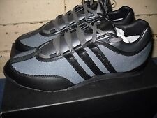 Adidas Y3 Yohji Yamamoto Boxing Trainers in Night Metallic / Core Black, NEW