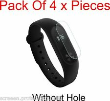 Matte 4 pc x Best and Superior Quality Screen protector for  Xiaomi Mi Band 2