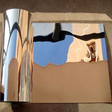 Wand Folie Spiegel Dekorative Wandtattoo Selbstklebende Wandaufkleber 24*39inch