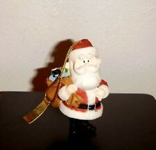 Enesco Rudolph Island of Misfit Toys SANTA CLAUS Ornament 3""