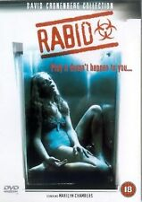 Rabid 1977  Marilyn Chambers, Frank Moore Brand New Sealed DVD