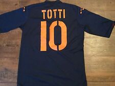 2003 2004 Roma Totti  Away Football Shirt Adults XL Top Maglia Italy