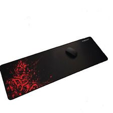 Red Razer Goliathus Fragge Gaming Mouse Pad Computer Mat Huge XXL Size 900*300mm
