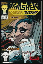 The Punisher & ltwar Zone & gt us Marvel Comics vol.1 # 9/'92