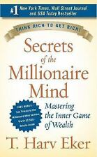 Secrets of the Millionaire Mind, Mastering the Inner Game of Wealth Signed Eker