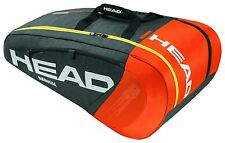 HEAD RADICAL SUPERCOMBI - 9 pack - tennis racquet racket bag - Authorized Dealer