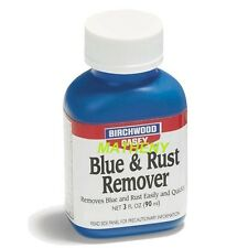 Blue and Rust Remover 3 oz 16125 ~ Birchwood Casey ~ Gun Finishing ~ Cleaner