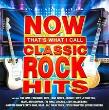 NOW THAT'S WHAT I CALL CLASSIC ROCK HITS (NEW CD)