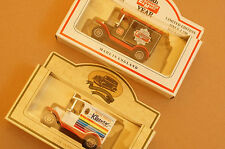 Rare Models of Promotion Exchange Mart Limited Ed Van and Kleenex Van