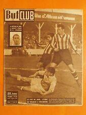 But & Club N° 215 du 02/01/1950-Football.Bihel.l'échec de Toulouse à Strasbourg