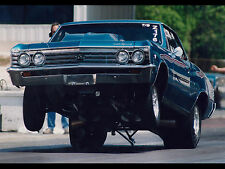 "Drag racing ho rod muscle cars chevrolet chevelle Poster 24"" x 36"" HD"