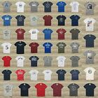 ABERCROMBIE & FITCH by Hollister MEN`S T-SHIRT MUSCLE FIT NEW SZ: S,M,L,XL,XXL