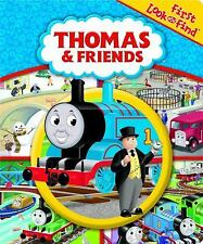 Thomas & Friends First Look and Find Thomas the Tank Engine Board Book
