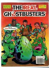 Marvel The Real GHOSTBUSTERS Comic - 21 April 1990, No.97