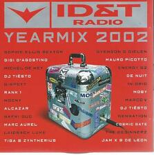 CD album - ID & T RADIO YEARMIX 2002 - DJ MELVIN SVENSON & GIELEN