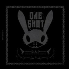 K-POP B.A.P BAP 2nd Mini Album - [ONE SHOT] CD + Photobook + Photocard Sealed
