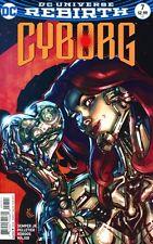 Cyborg #7 Carlos D'Anda Variant Cover DC Comics 2016 DCU Rebirth